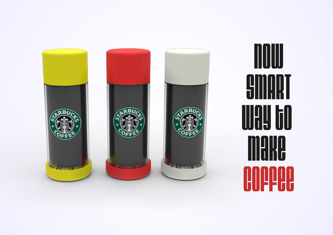 Battery are makers coffee powered there