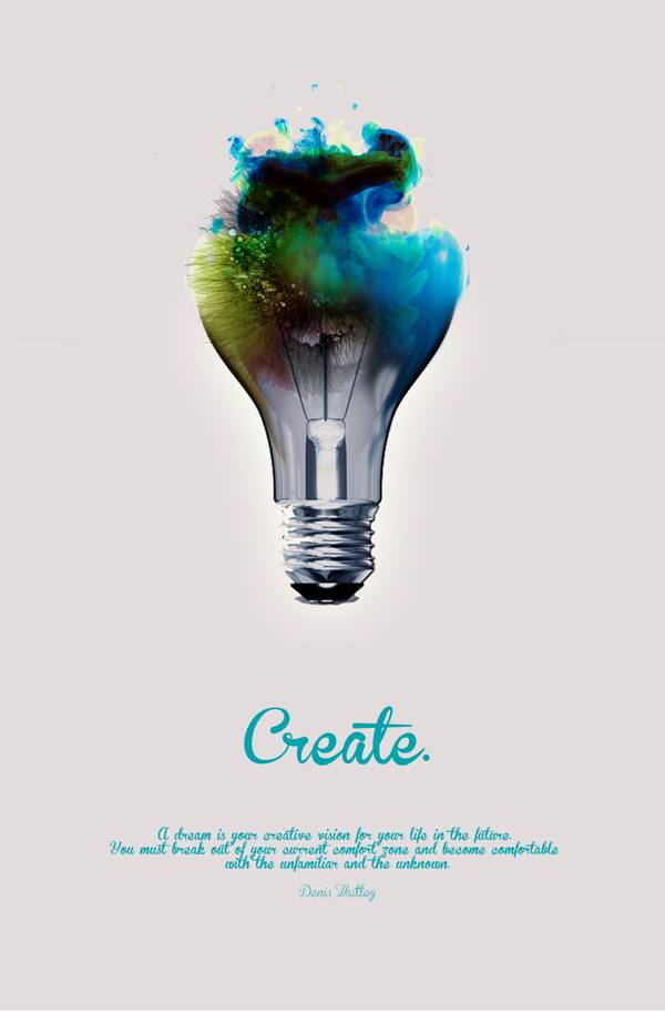 Creative Poster - Besign