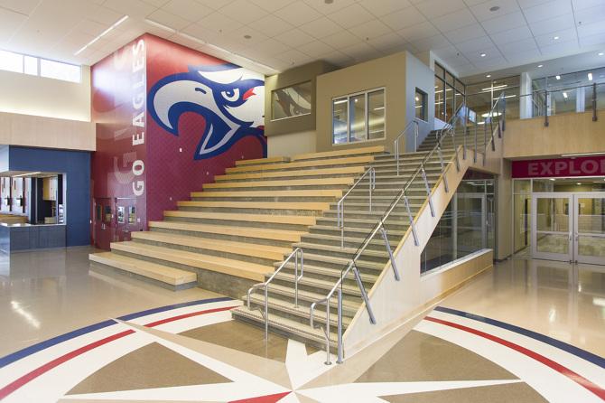 East Middle School Tayler Delzell Design